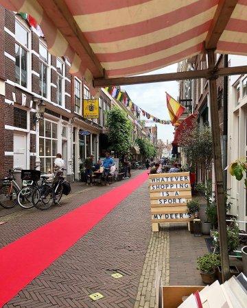 Gouden Straatjes, Haarlem