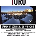 CARTEL FERIA Vino de Toro 2019