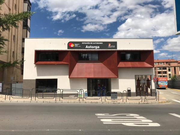 estación de autobuses de astorg