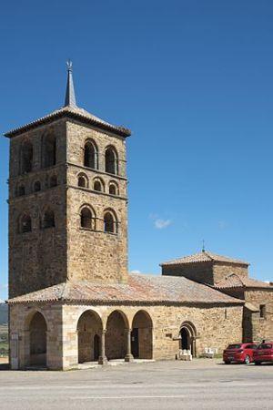 iglesia asunción de Tábara