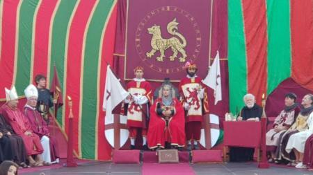 recreación cortes leonesas 2019