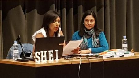 libro «Shei» de Mariam Gancedo