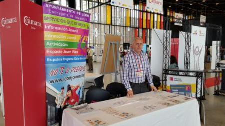 Feria del Empleo y emprendimiento de León