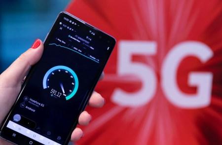 presentación 5G Vodafone