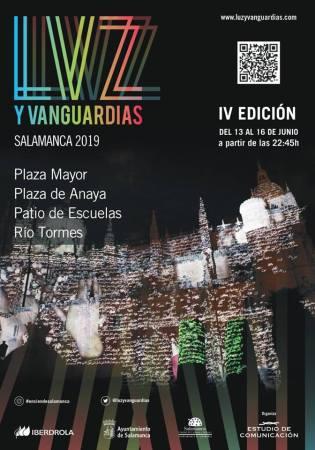 Festival Luz y Vanguardias de Salamanca
