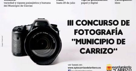 carrizo concurso de fotografía