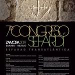 7 congreso sefardí zamora