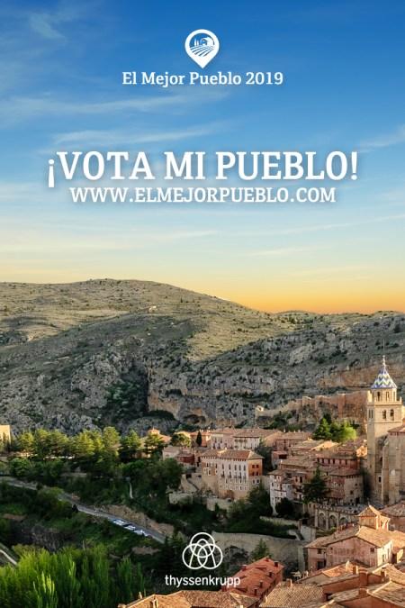 El Mejor Pueblo 2019