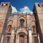 fachada catedral siguenza