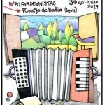 xuntanza de acordeonistas