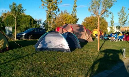 Camping Ciudad de Zaragoza