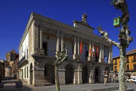 08 Ruta Monumentalia. Ayuntamiento