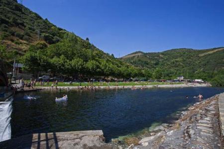 11 Playas fluviales de El Bierzo. Villafranca del Bierzo