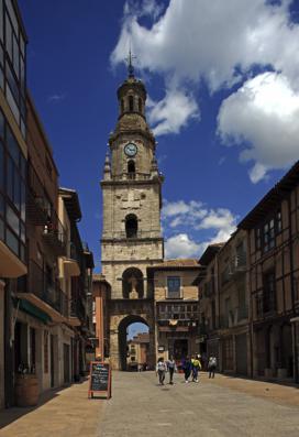22 Ruta Monumentalia. Torre del Reloj