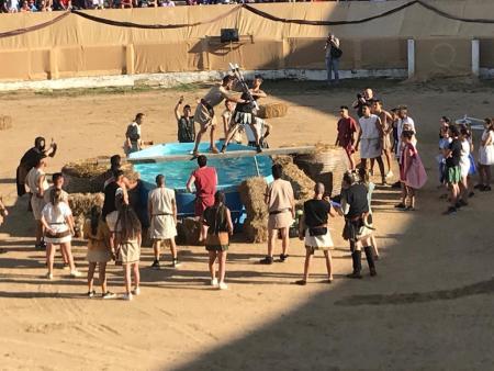 circo romano de astorga 2019