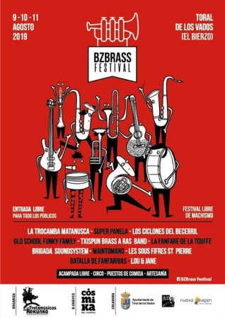 CARTEL BZ brass 2019