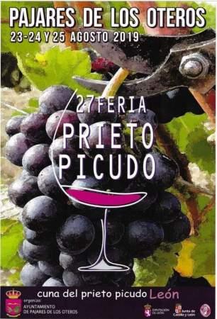 27 feria del vino prieto picudo