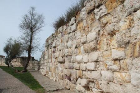 muralla de zamora