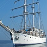 II Travesía de Historia y Navegación viento aparente