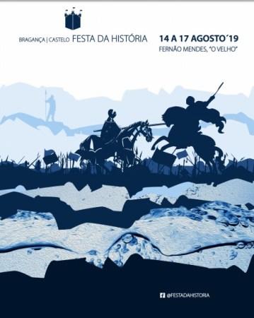 fiesta de la historia bragança