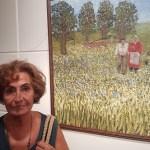 pintora leonesa Teresa de Paz