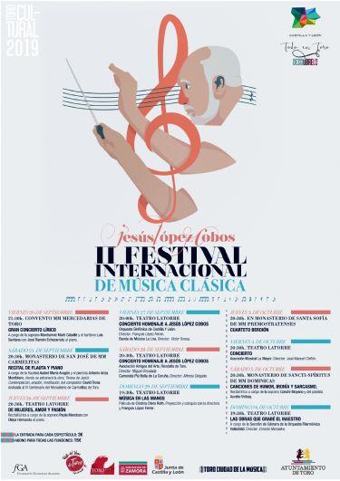 II Festival Internacional de Música Clásica López Cobos