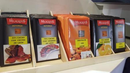 chocolate milagritos