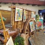 patios con arte 2019 santa colomba de somoza