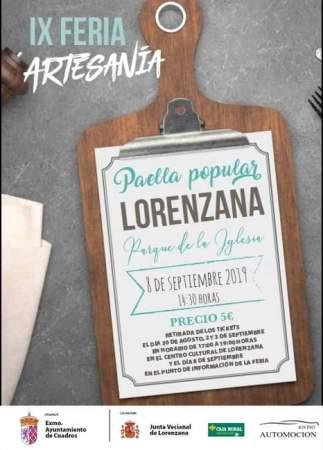 paella popular lorenzana