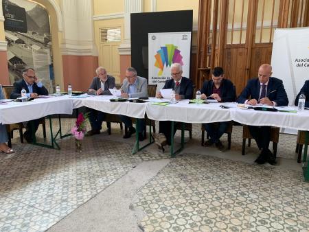 Cumbre europea de alcaldes Camino de Santiago