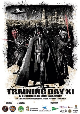 Training Day star wars salamanca