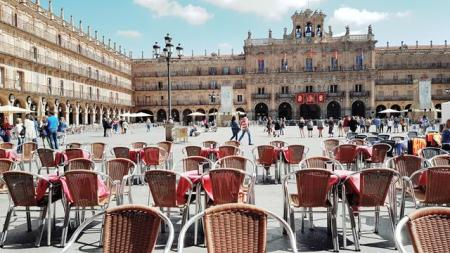 salamanca plaza mayor