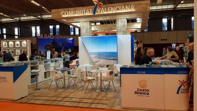 comunidad valenciana INTUR 2019