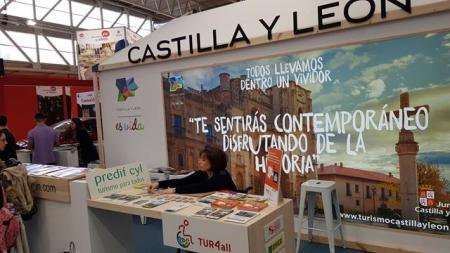 INTUR 2019 CASTILLA Y LEON TURISMO