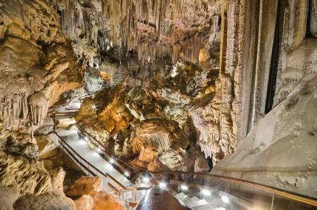 Cueva de Nerja open