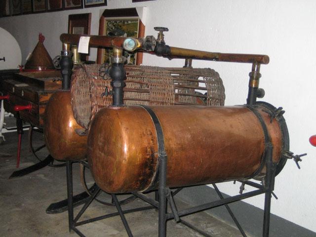 Fotos del museo del vino Cacabelos