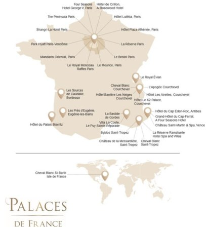 Palaces France