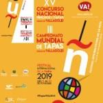 XV CONCURSO NACIONAL DE PINCHOS Y TAPAS Y EL III CAMPEONATO MUNDIAL DE TAPAS CIUDAD DE VALLADOLID