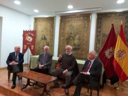 CALECHO en la Casa de León a PEDRO ARGŪELLES
