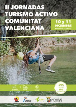 II Jornadas Profesionales de Turismo Activo de la Comunitat Valenciana