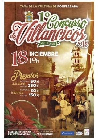 I CONCURSO DE VILLANCICOS del Bierzo