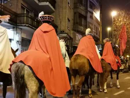 cabalgata reyes magos zamora 2020