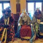 reyes magos león 2020