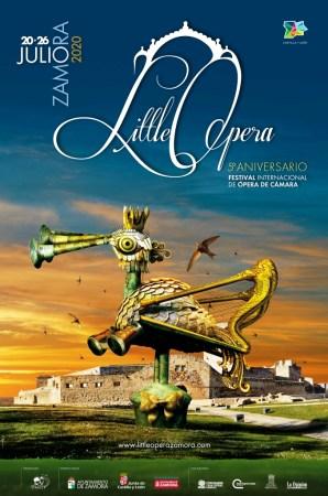 Cartel Little Opera