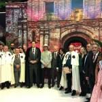 EL MINISTRO DE TURISMO DE PANAMÁ RECIBE LA MEDALLA DE LA ORDEN DEL CAMINO DE SANTIAGO