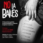 Exposición: IGUALDAD DE OPORTUNIDADES Y VIOLENCIA DE GÉNERO EN JÓVENES
