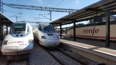 renfe ave leon