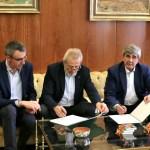 acuerdo de colaboración entre la ULE y CIUDEN