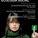 II jornadas de eocología social