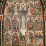 Capilla de Santa Bárbara de la Catedral de Salamanca